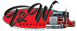 T and W Services Logo